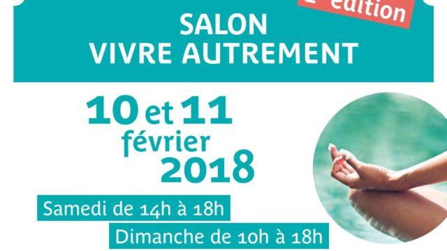 Salon vivre Autrement Brunoy 2018
