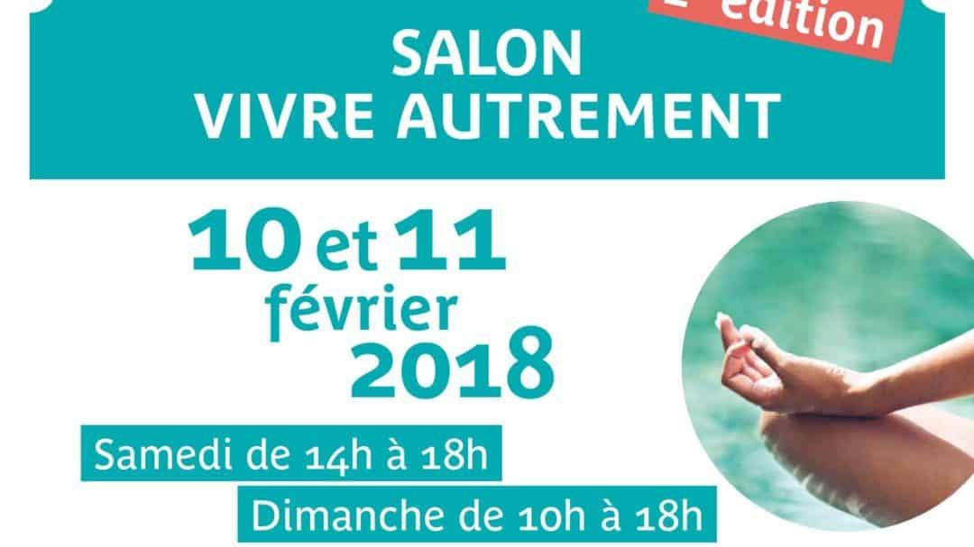 Salon Vivre Autrement 2018 – Brunoy